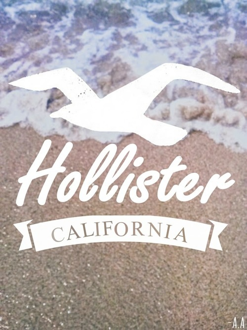 Hollister Wallpaper~ on We Heart It
