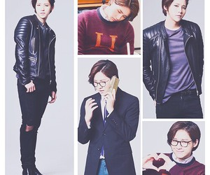 cnu and b1a4 image