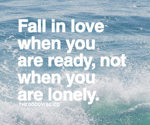 quote, love, and lonely image
