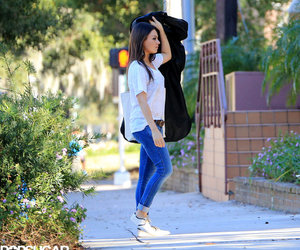 girl and Mila Kunis image