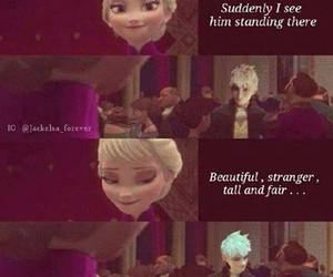 frozen, elsa, and rise of the guardians image