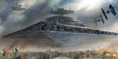 The Force Unleashed Concept Art