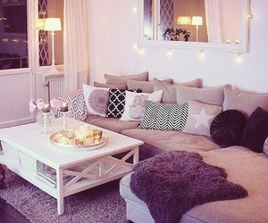 candles, cosy, and love image