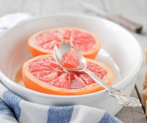 food, fruit, and grapefruit image