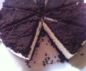 cake, oreo, and yummi image
