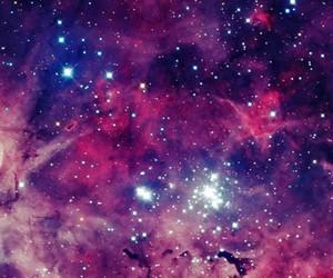 dark blue, galaxy, and pretty image