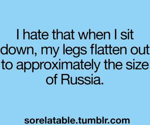 russia, funny, and legs image