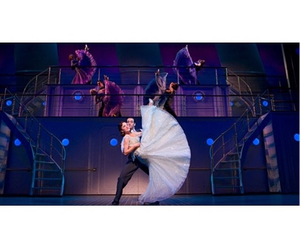 broadway, anything goes, and laura osnes image