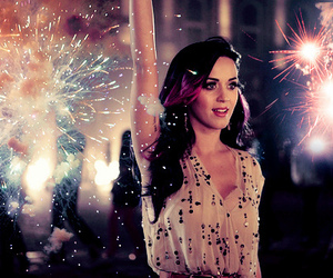 katy perry and fireworks image