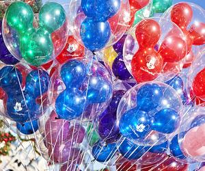 ballon, photography, and ballons image