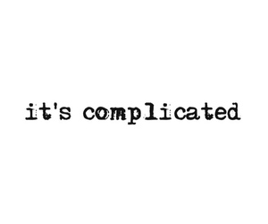 complicated, inside, and life image
