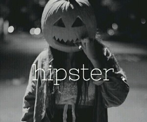 hipster, Halloween, and grunge image