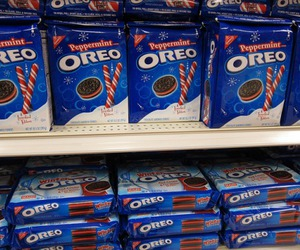 christmas, flavour, and oreo image