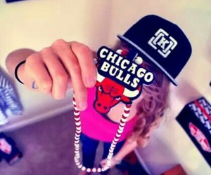 girl, swag, and cap image