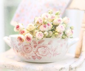 pastel, bridal, and pink image