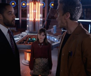 doctor who, peter capaldi, and samuel anderson image