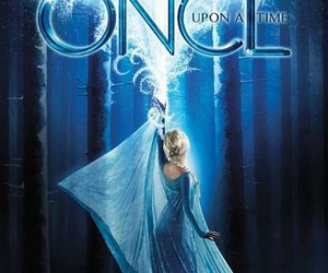 frozen, elsa, and once upon a time image