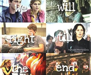 harry potter, percy jackson, and book image