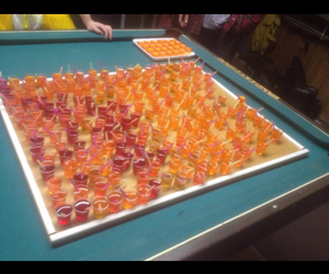 jell-o shots, partyhard, and stole pixie sticks image