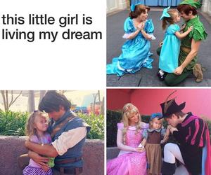 Dream, disney, and princess image