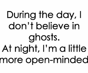 ghost, night, and funny image