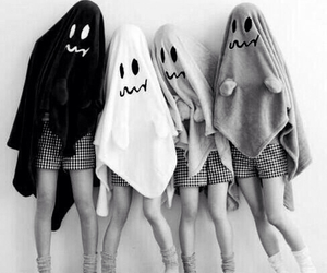 bff, ghosts, and girls image