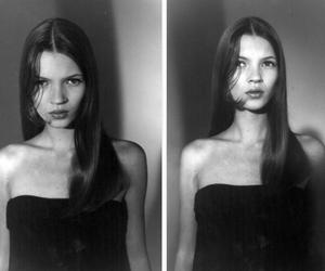 model, girl, and grunge image