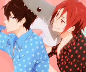 rinharu and free! eternal summer image