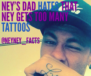 dad, tattoo, and hate image