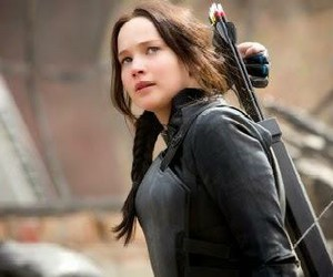 katniss, katniss everdeen, and the hunger games image