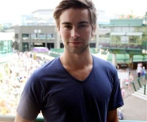 Chace Crawford and Hot image
