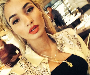 pia mia, lips, and piamia image