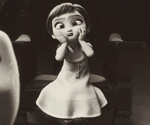 frozen, cute, and anna image