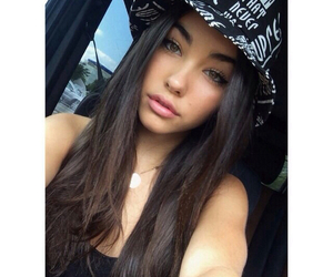 beauty, girls, and madison beer image