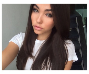 madison beer, beautiful, and hair image