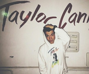 taylor caniff, boy, and magcon image