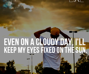 cloudy, dope, and faith image