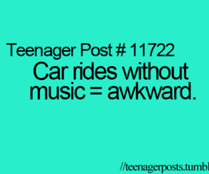 teenager post, music, and awkward image
