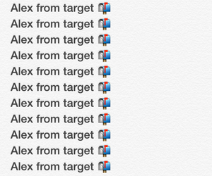 alex, from, and target image