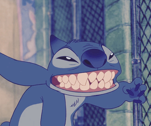stitch, hi, and disney image