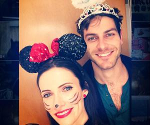 grimm, david giuntoli, and otp image