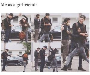 boyfriend, couple, and me image