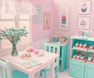 bakery and pastel image
