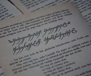 lord of the rings and text image