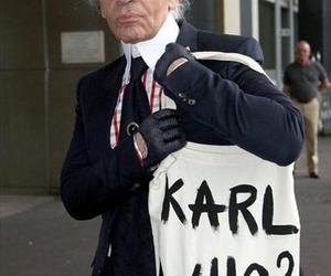 karl lagerfeld, karl, and chanel image