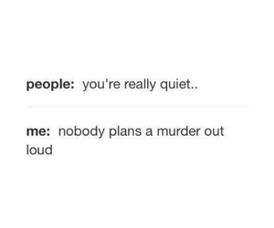 lol, me, and murder image