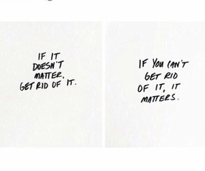 life, matter, and quotes image