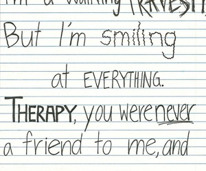 all time low, Lyrics, and therapy image