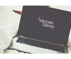 tvd, series, and the vampire diaries image