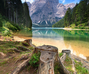 nature, landscape, and italy image